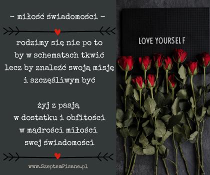 miłość świadomości